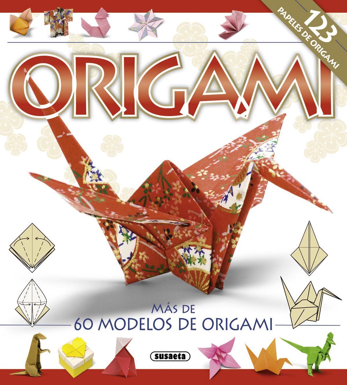 descargar ORIGAMI: MAS DE 60 MODELOS DE ORIGAMI pdf, ebook