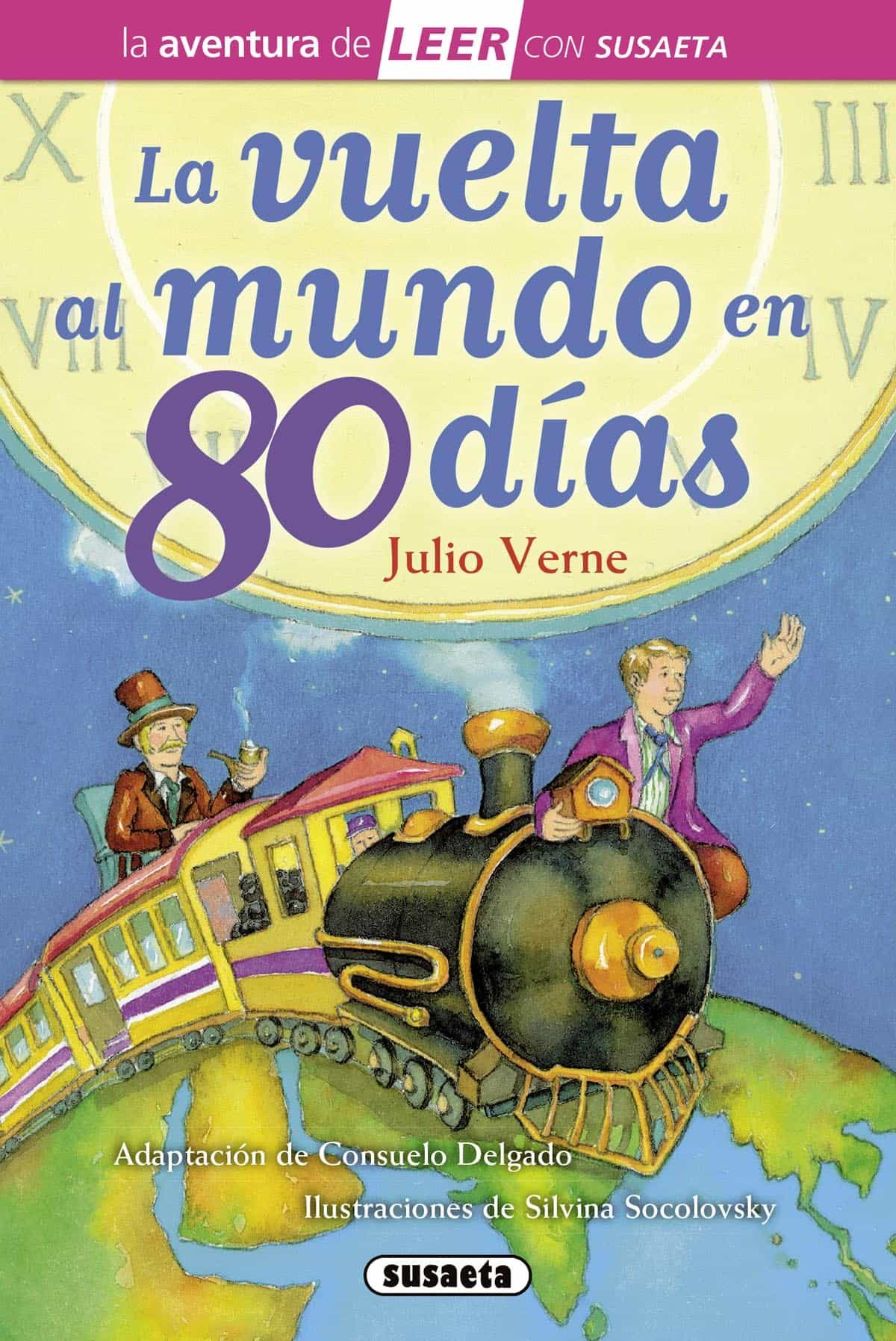 libros para ninos julio verne