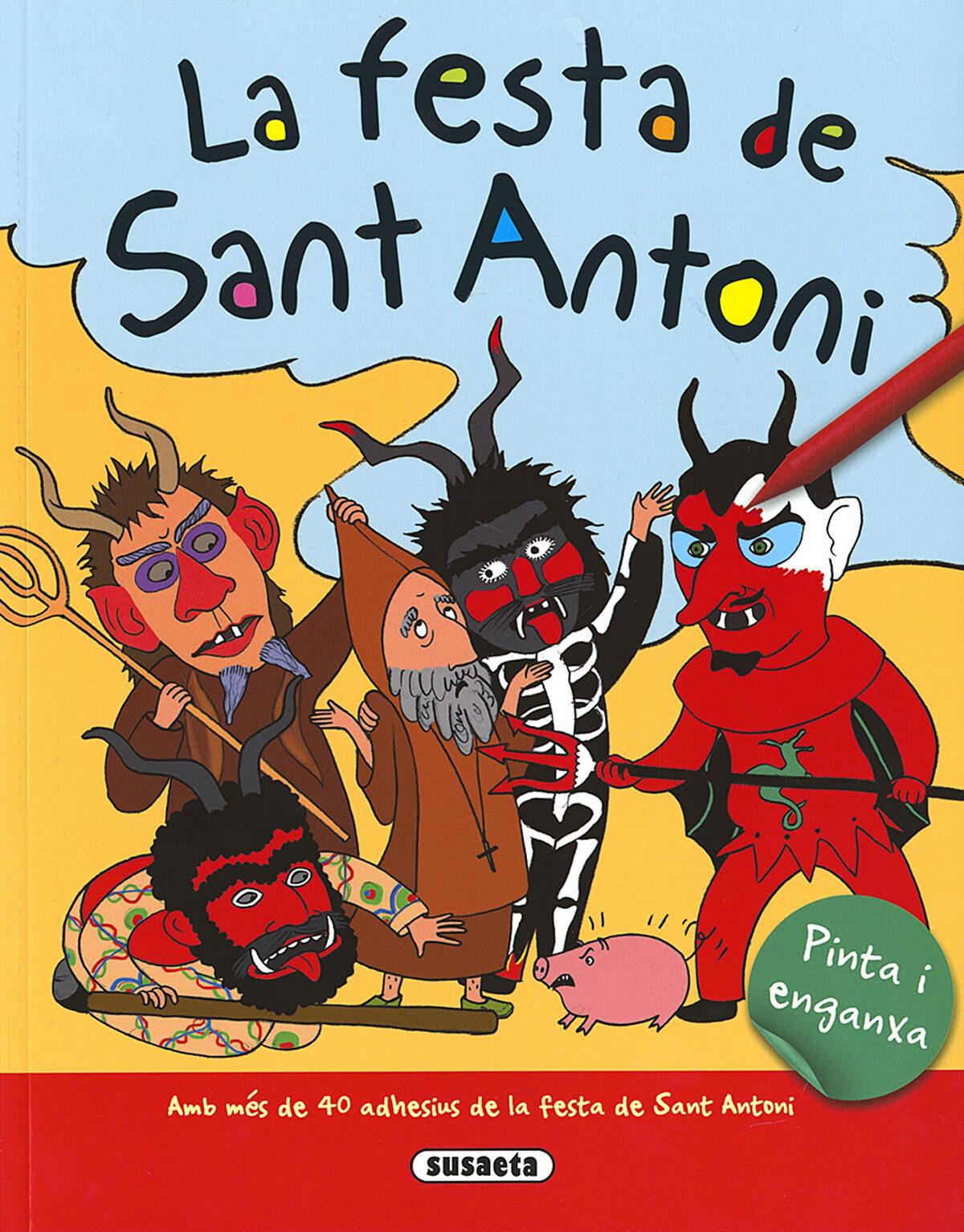 Resultado de imagen de SANT ANTONI