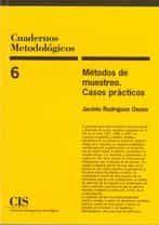 Metodos De Muestreo: Casos Practicos (2ª Ed.) por Jacinto Rodriguez Osuna Gratis
