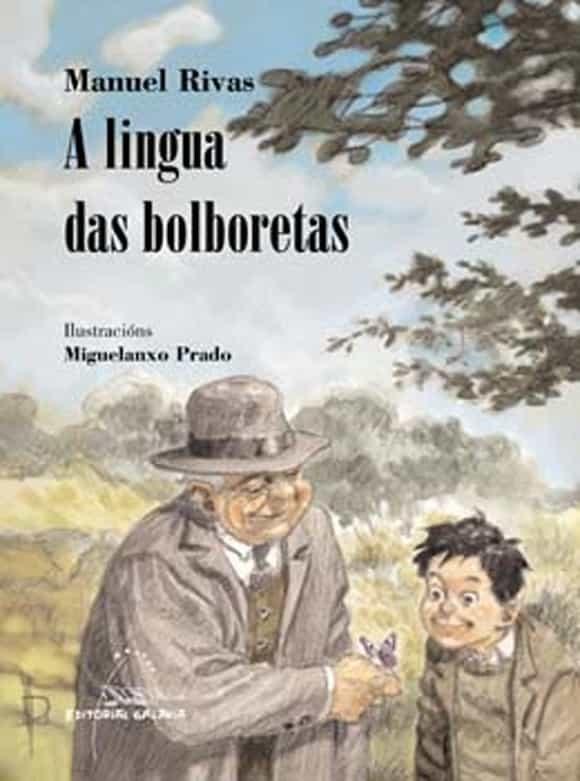 A Lingua Das Bolboretas por Manuel Rivas