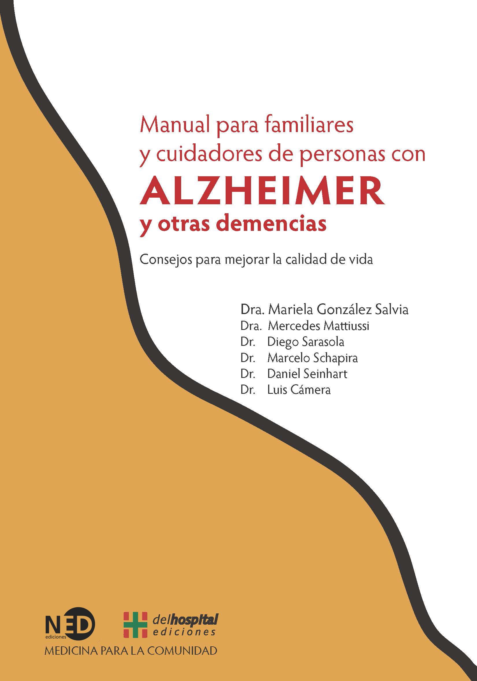 manual para familiares y cuidadores de personas con alzeimer y ot ras demencias-9788494080043