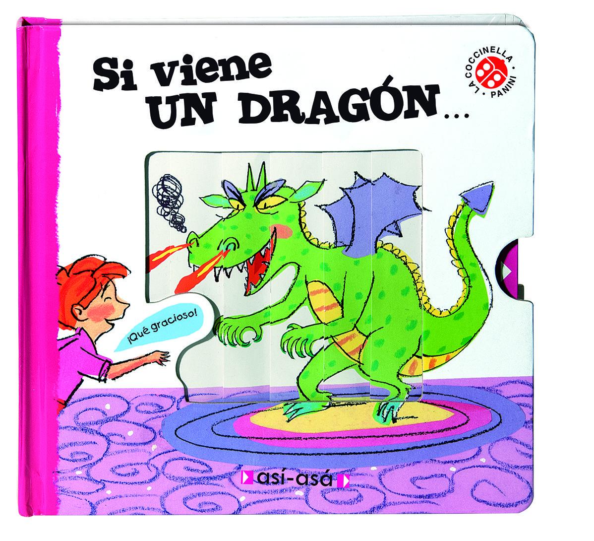Si Viene Un Dragon por Vv.aa. epub