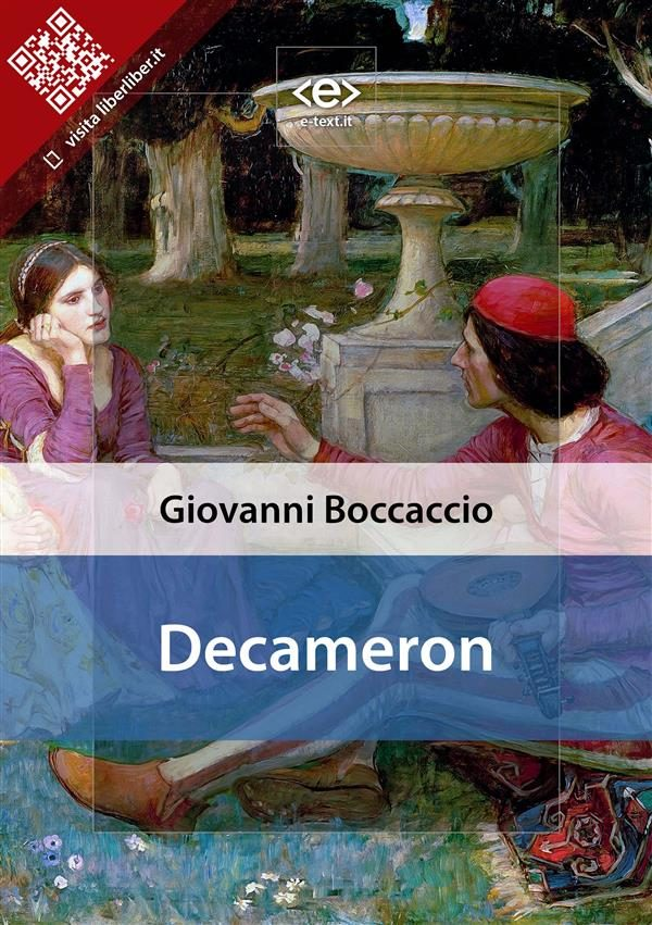 Decameron Boccaccio Ebook