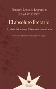 EL ABSOLUTO LITERARIO