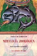 MITOLOGIA ZOOLOGICA: LAS LEYENDAS ANIMALES: LOS ANIMALES DEL AGUA
