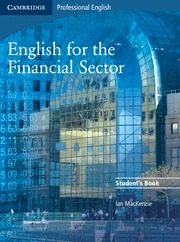 English For The Financial Sector: Student S Book por Vv.aa.
