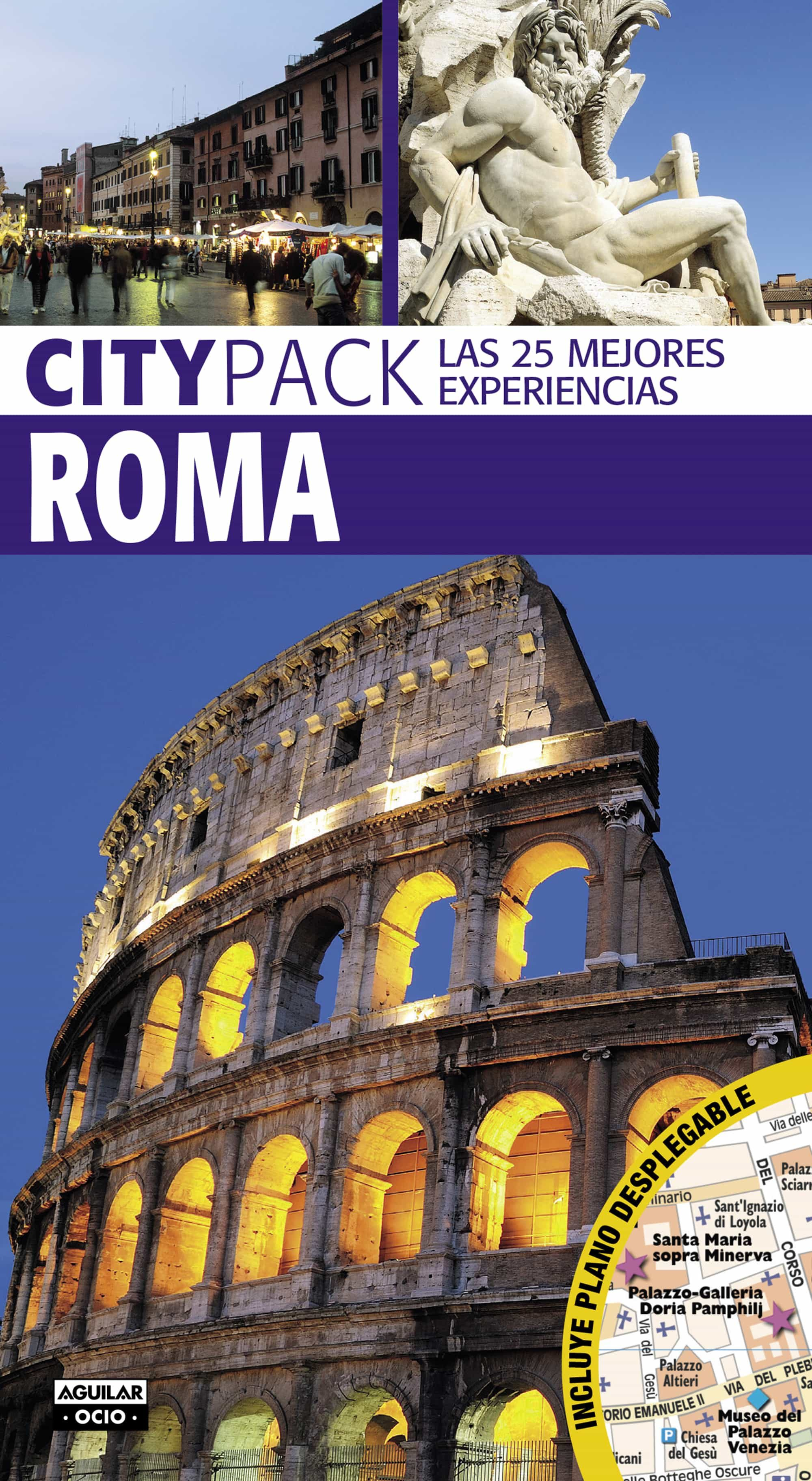 Roma (citypack) 2018 por Vv.aa.