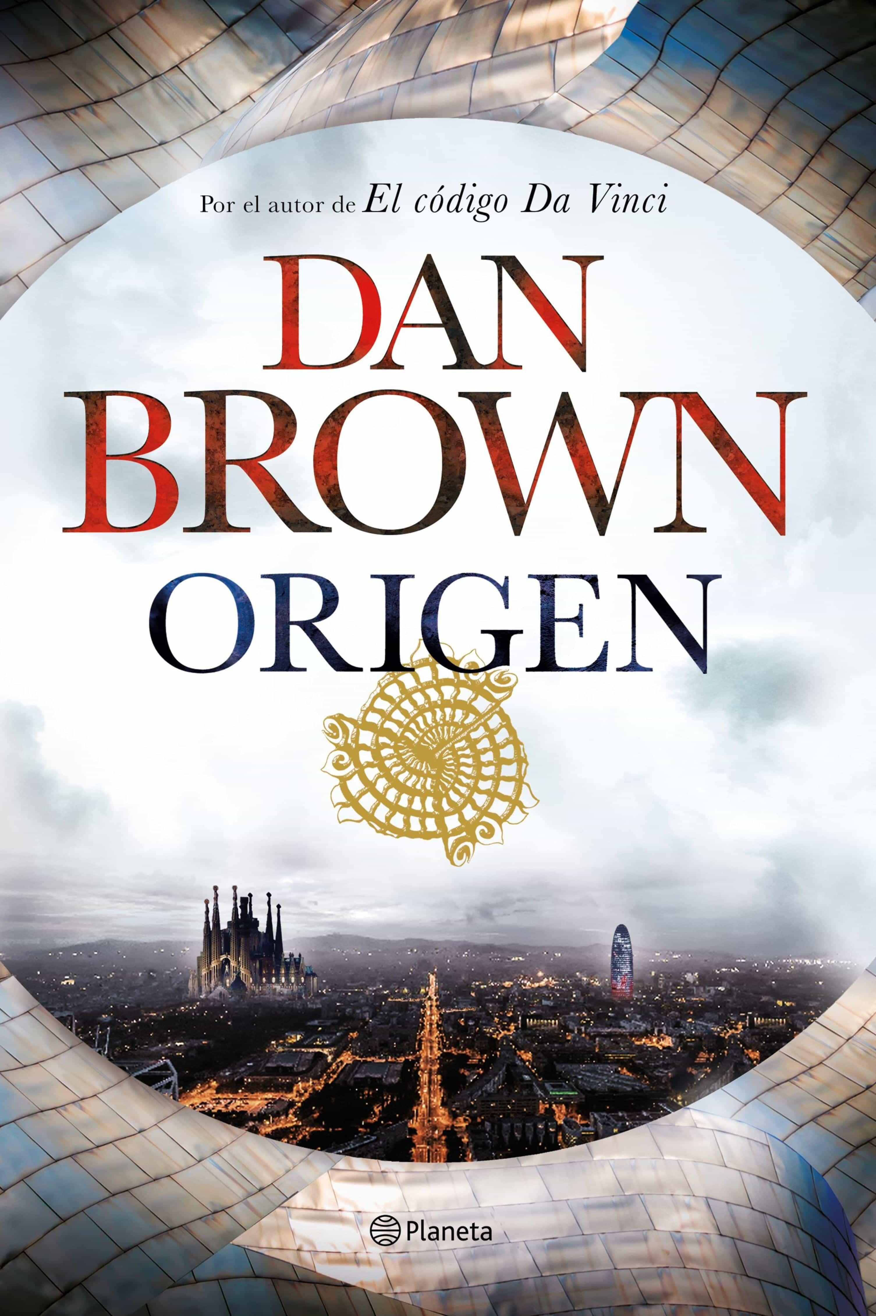Origen (versi�n Espa�ola) (ebook)dan Brown9788408177753