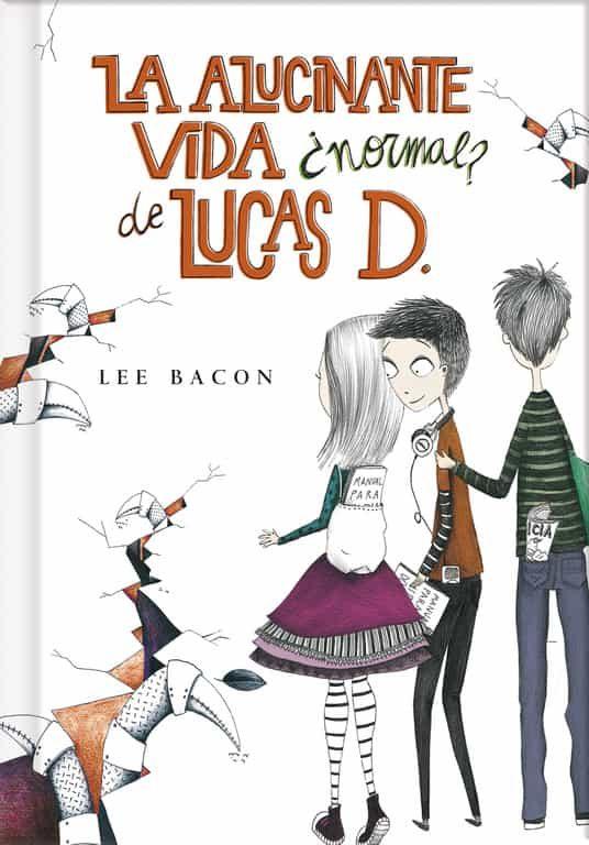descargar LA ALUCINANTE VIDA DE LUCAS DREAD pdf, ebook
