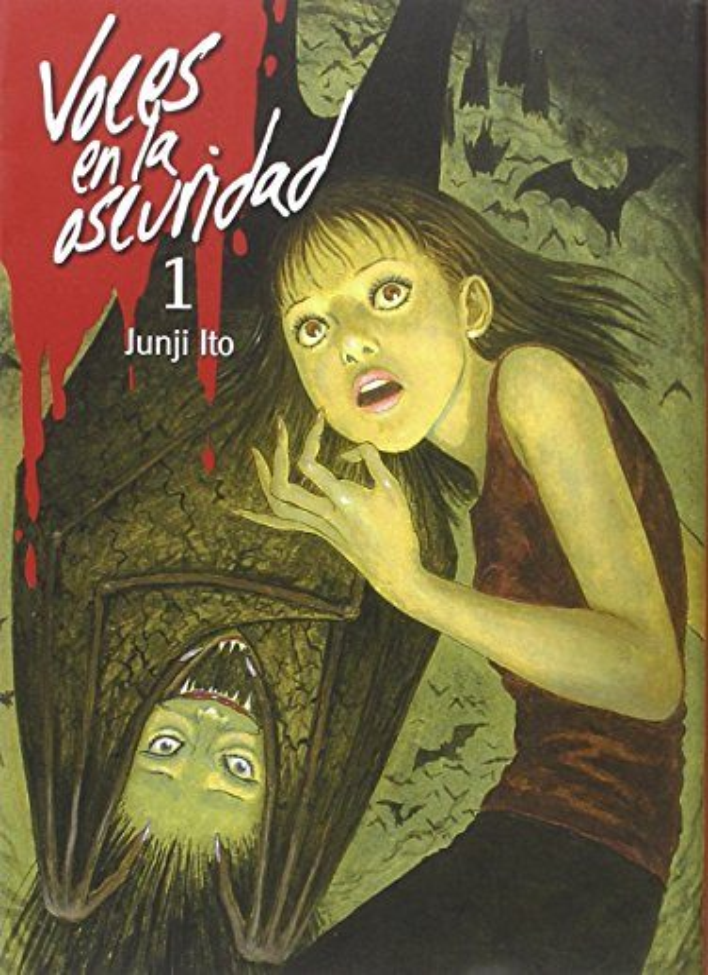 Resultado de imagen para voces en la oscuridad junji ito