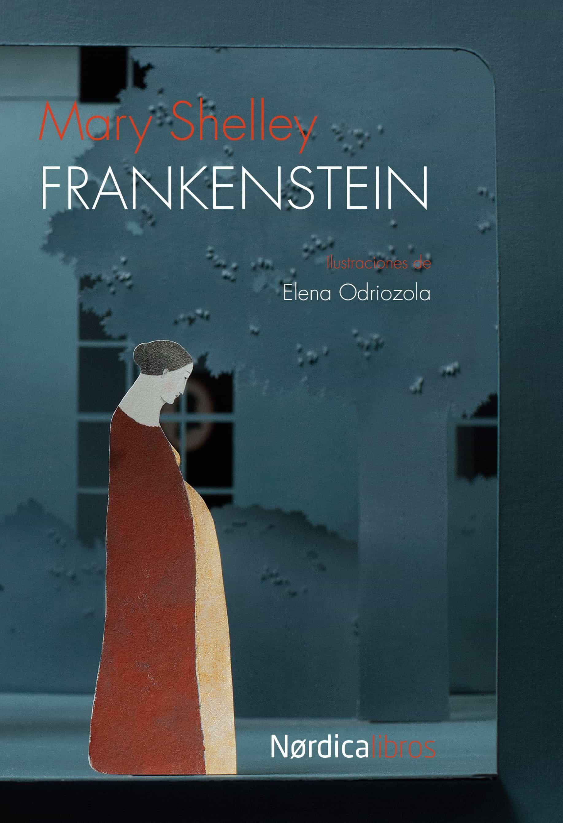 Frankenstein o el moderno Prometeo (Ilustrado)