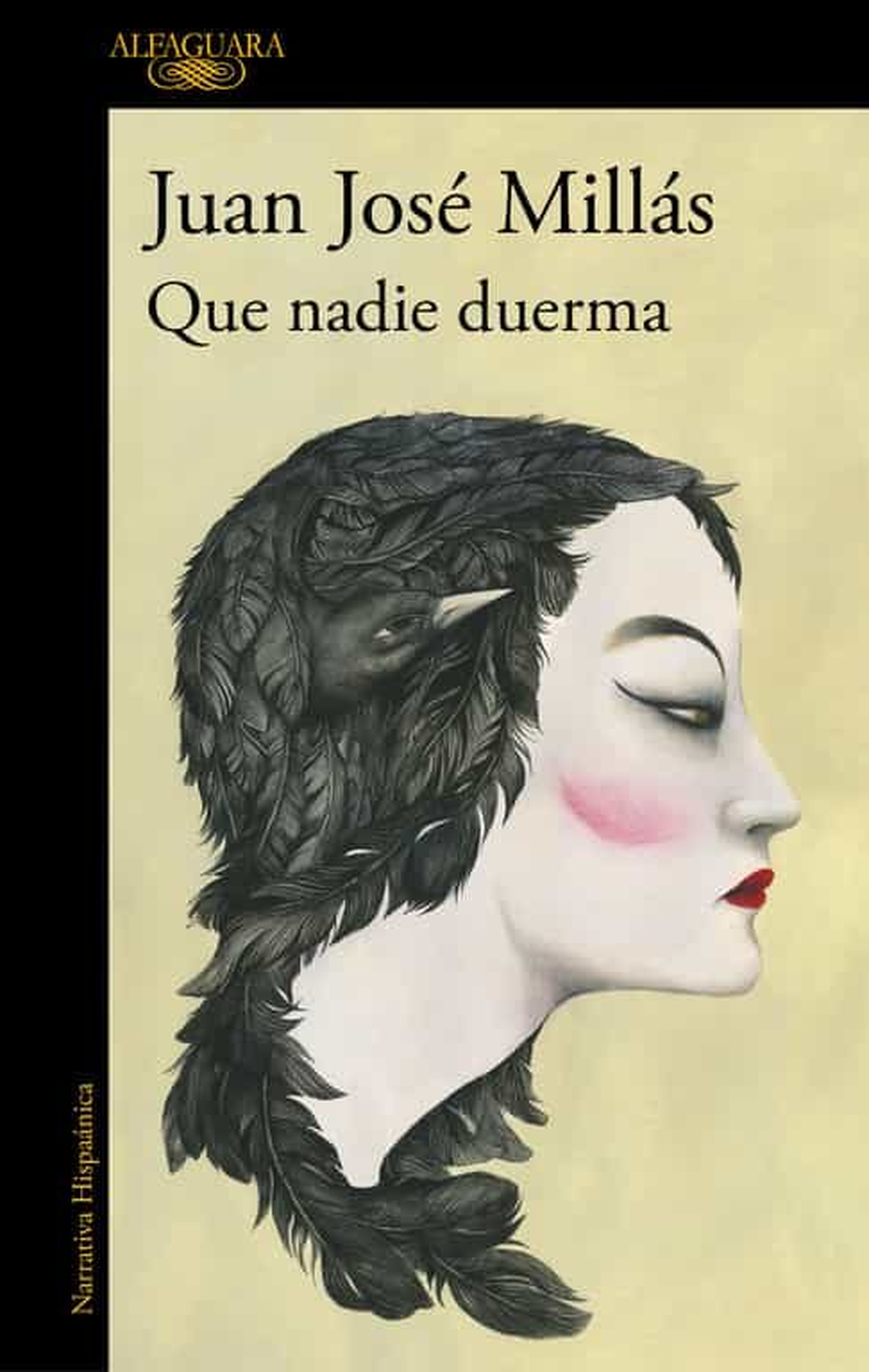 Que Nadie Duerma por Juan Jose Millas