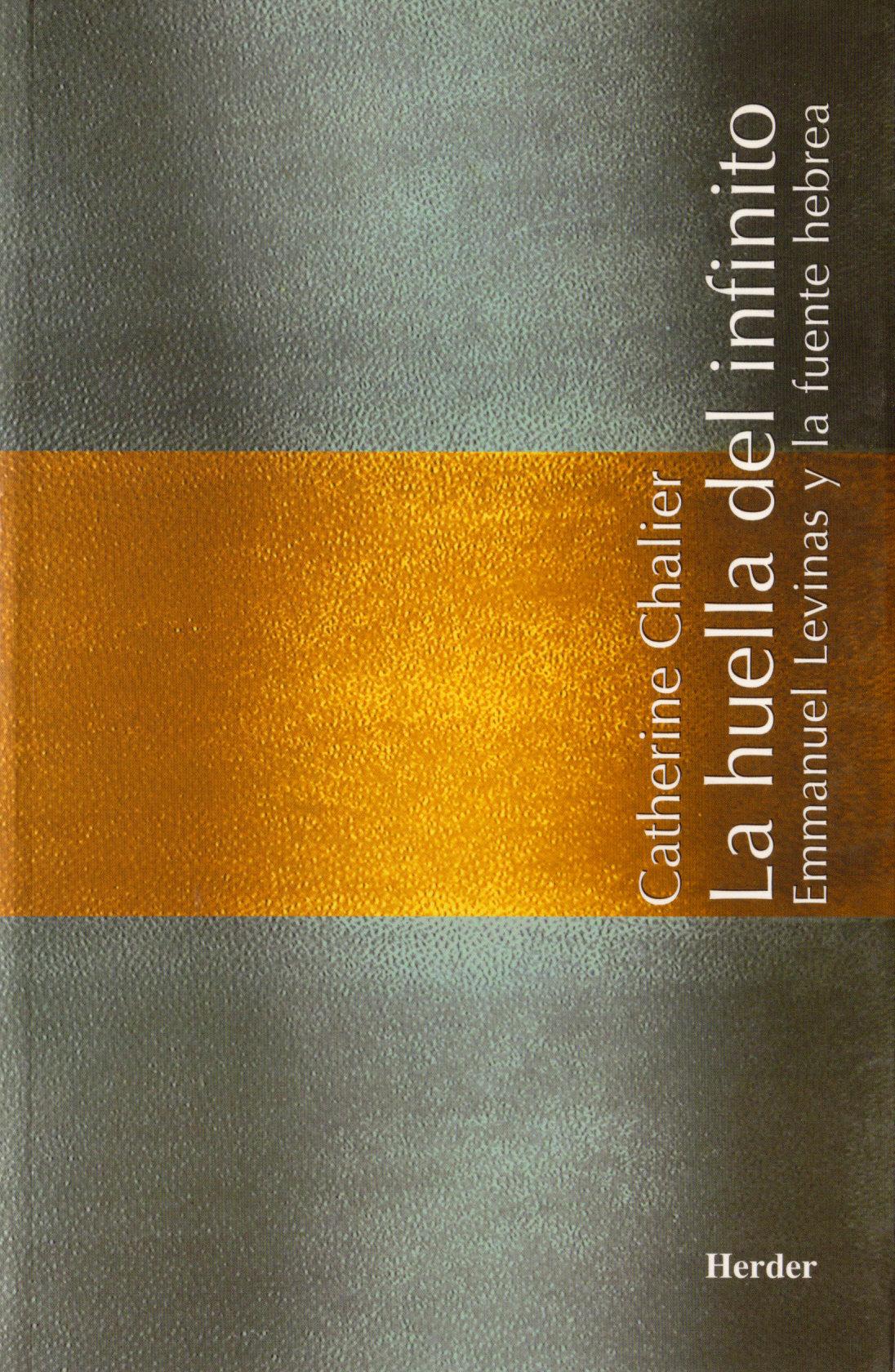 descargar LA HUELLA DEL INFINITO: EMMANUEL LEVINAS Y LA FUENTE HEBREA pdf, ebook