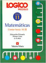 Logico Piccolo. Contar Hasta 10 (i) por Vv.aa.