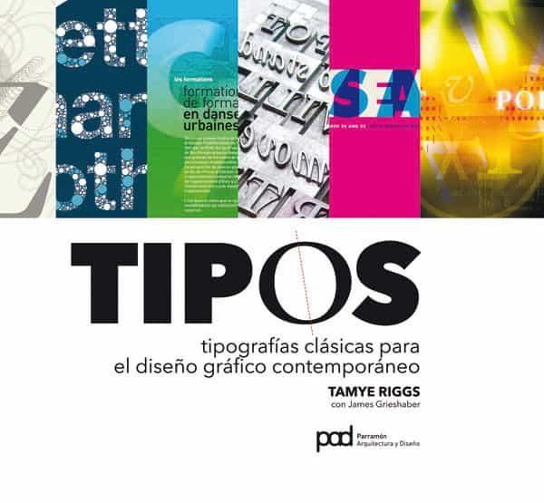 tipos: tipografias clasicas para el diseÑo grafico contemporaneo