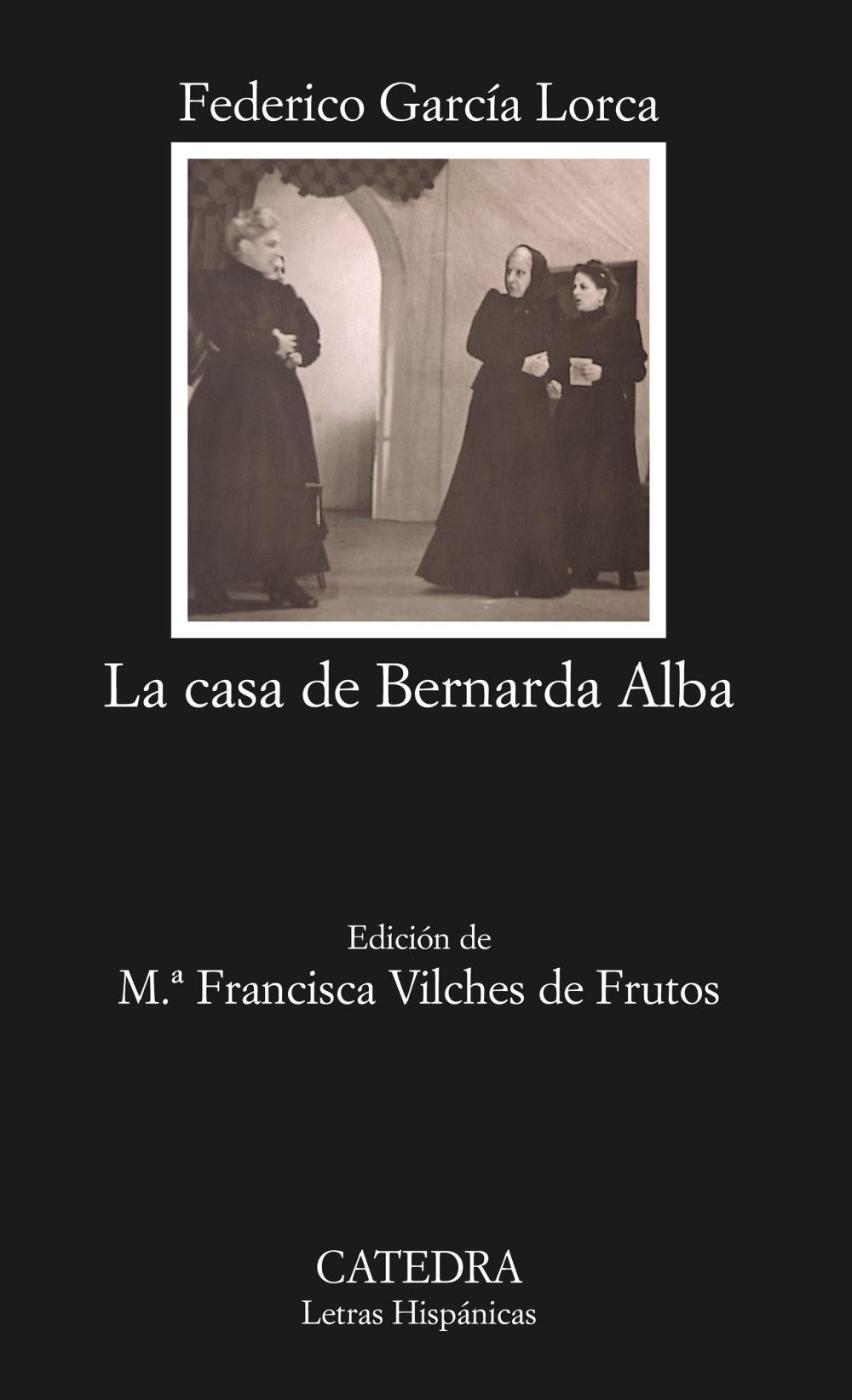 TERTULIA LITERARIA: LA CASA DE BERNARDA ALBA