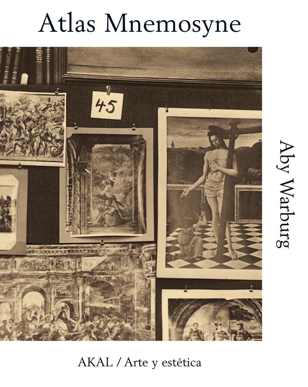 atlas mnemosyne-aby warburg-9788446028253