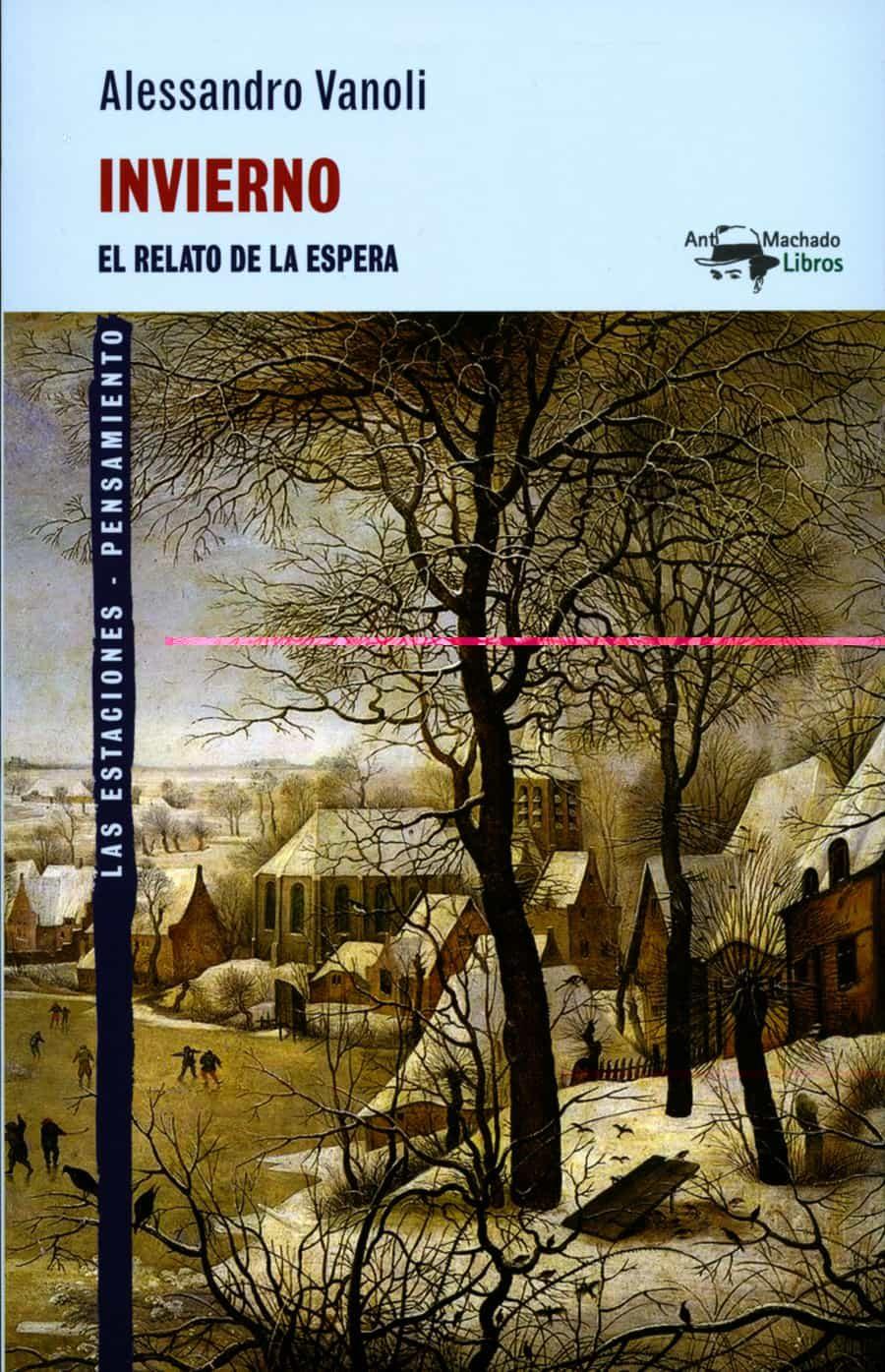 invierno: el relato de la espera-alessandro vanoli-9788477748953
