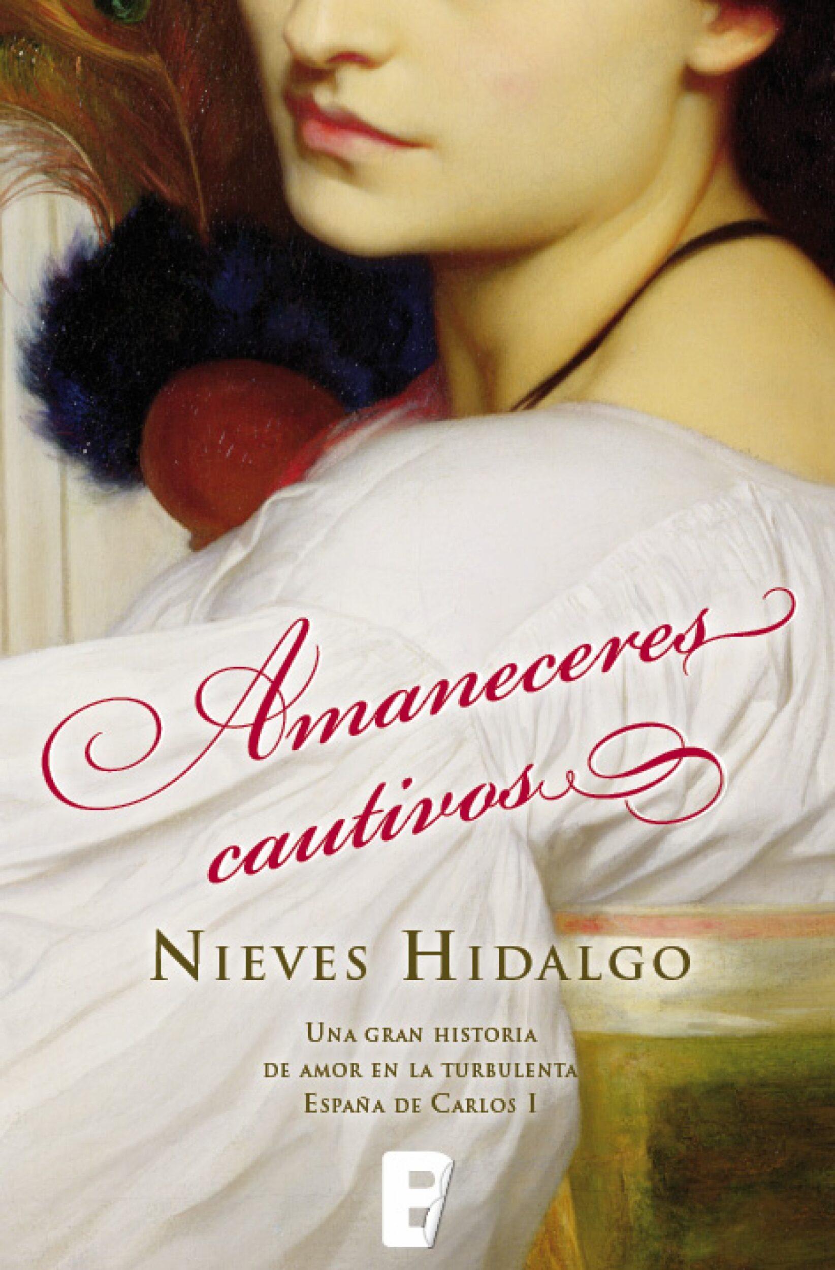 Amaneceres Cautivos   por Nieves Hidalgo