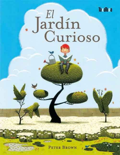 El Jardin Curioso por Peter Brown