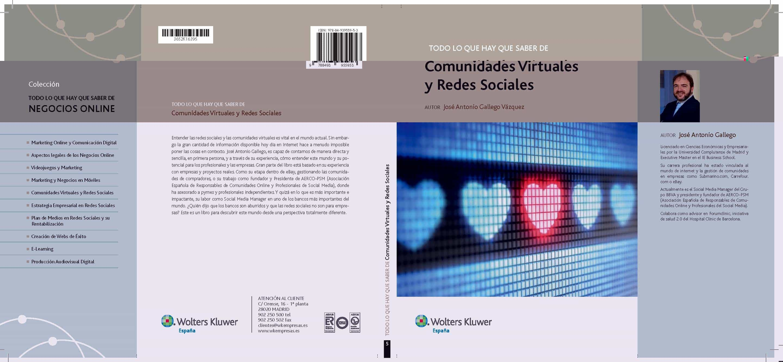 todo lo que hay que saber de comunidades virtuales y redes social es-jose antonio gallego vazquez-9788493955953