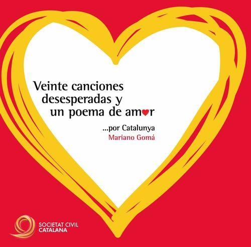 20 canciones desesperadas y un poema de amor-mariano goma-9788494367953