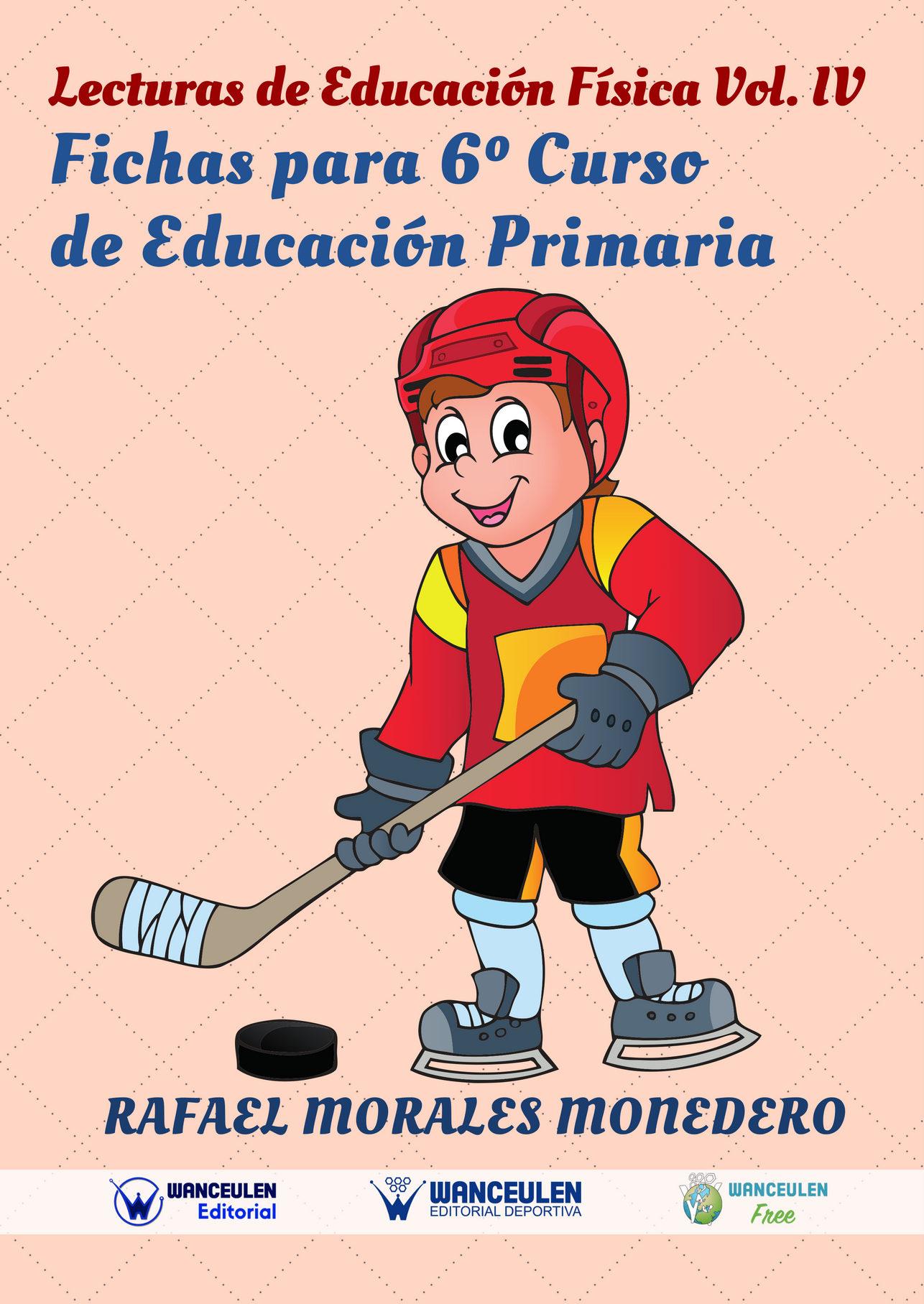 lecturas de educación física. fichas de 6º de primaria (ebook)-rafael morales-9788498232653