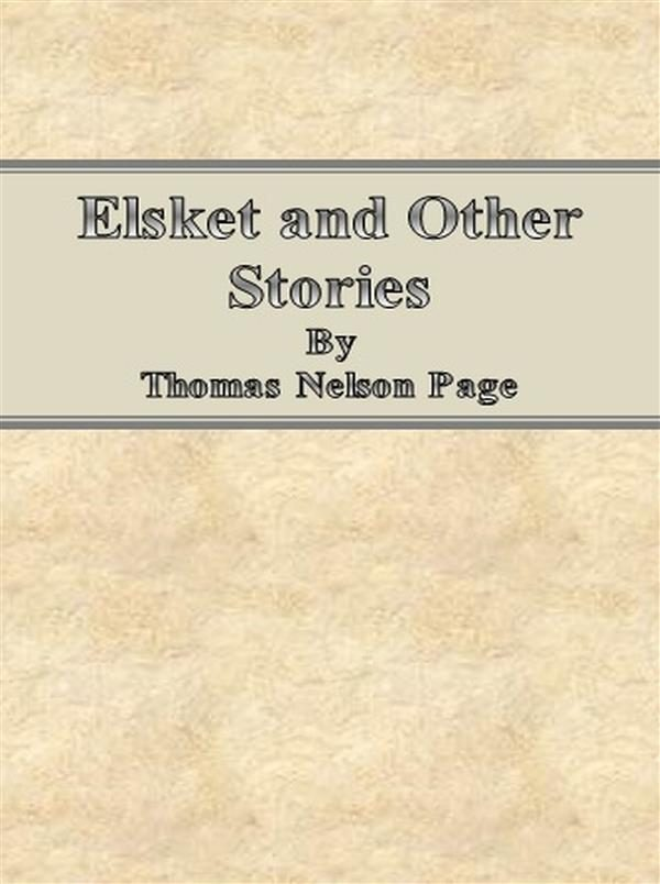 Elsket and Other Stories