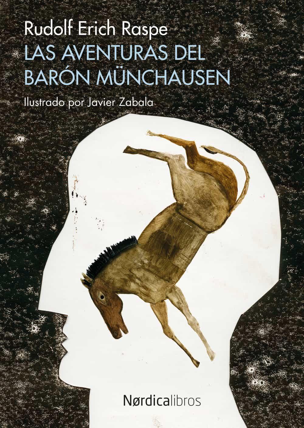 Las aventuras del Barón Münchausen (Ilustrados)