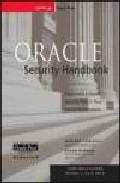 Oracle Security Handbook (Oracle Press server/tools)