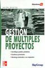 GESTION DE MULTIPLES PROYECTOS