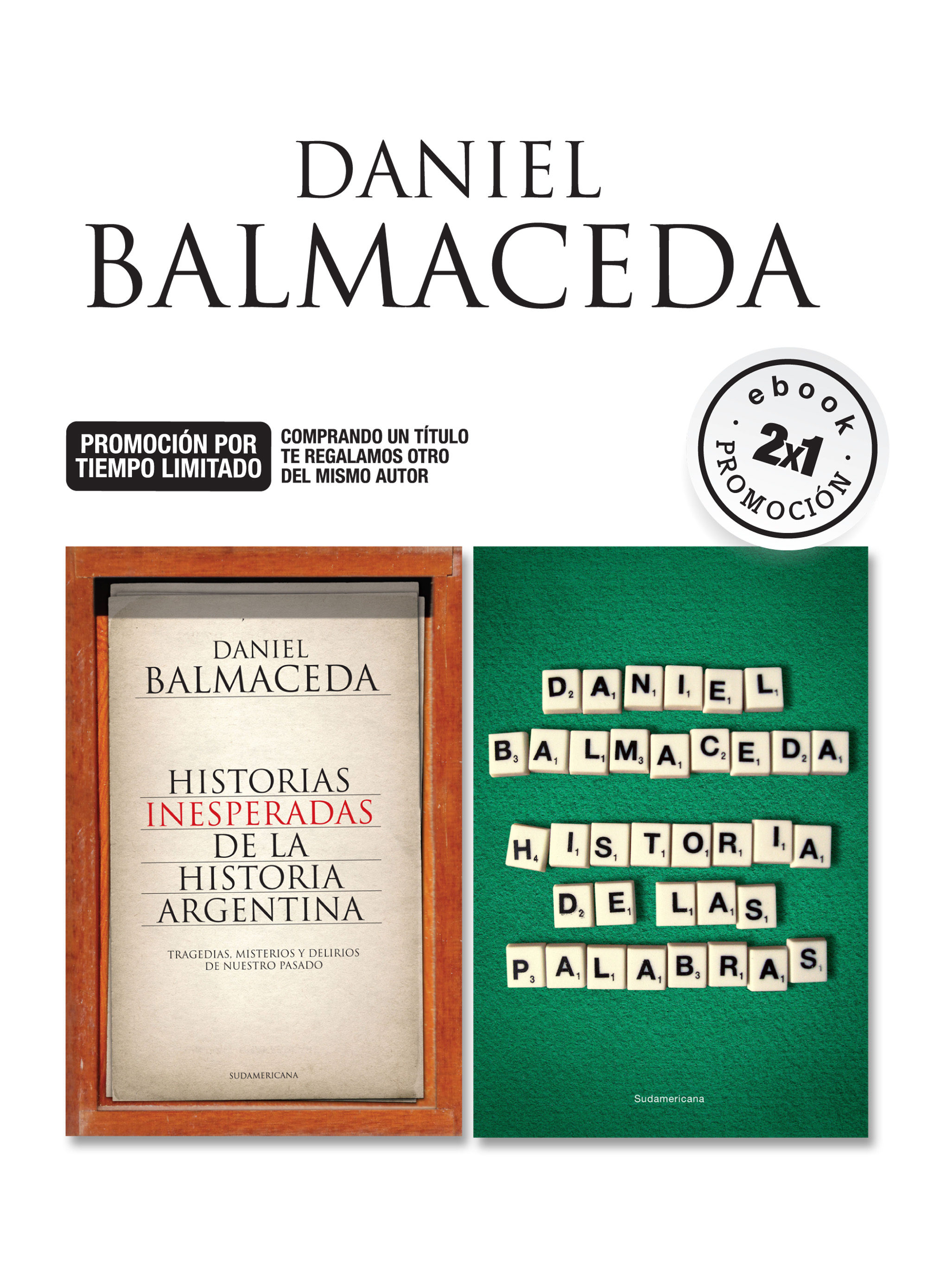 PROMOCIÓN 2X1 HISTORIAS INESPERADAS (EBOOK)