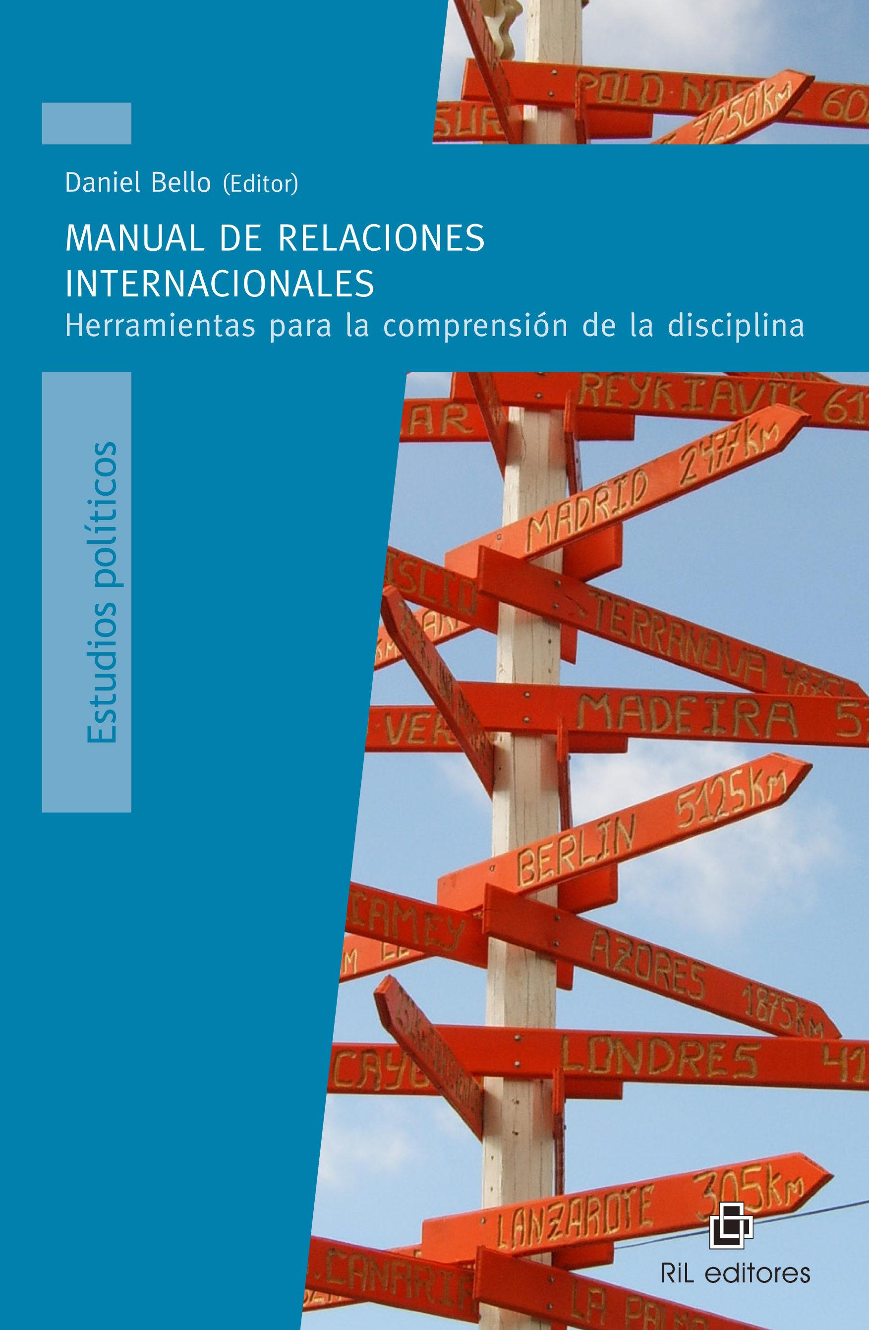 MANUAL DE RELACIONES INTERNACIONALES (EBOOK)