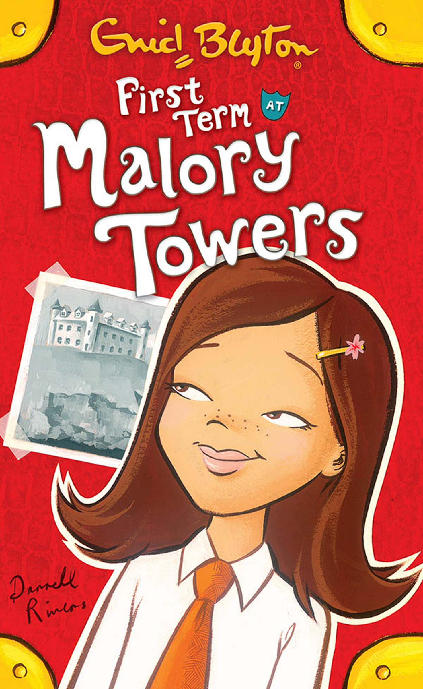 First Term at Malory Towers (Malory Towers (Pamela Cox))