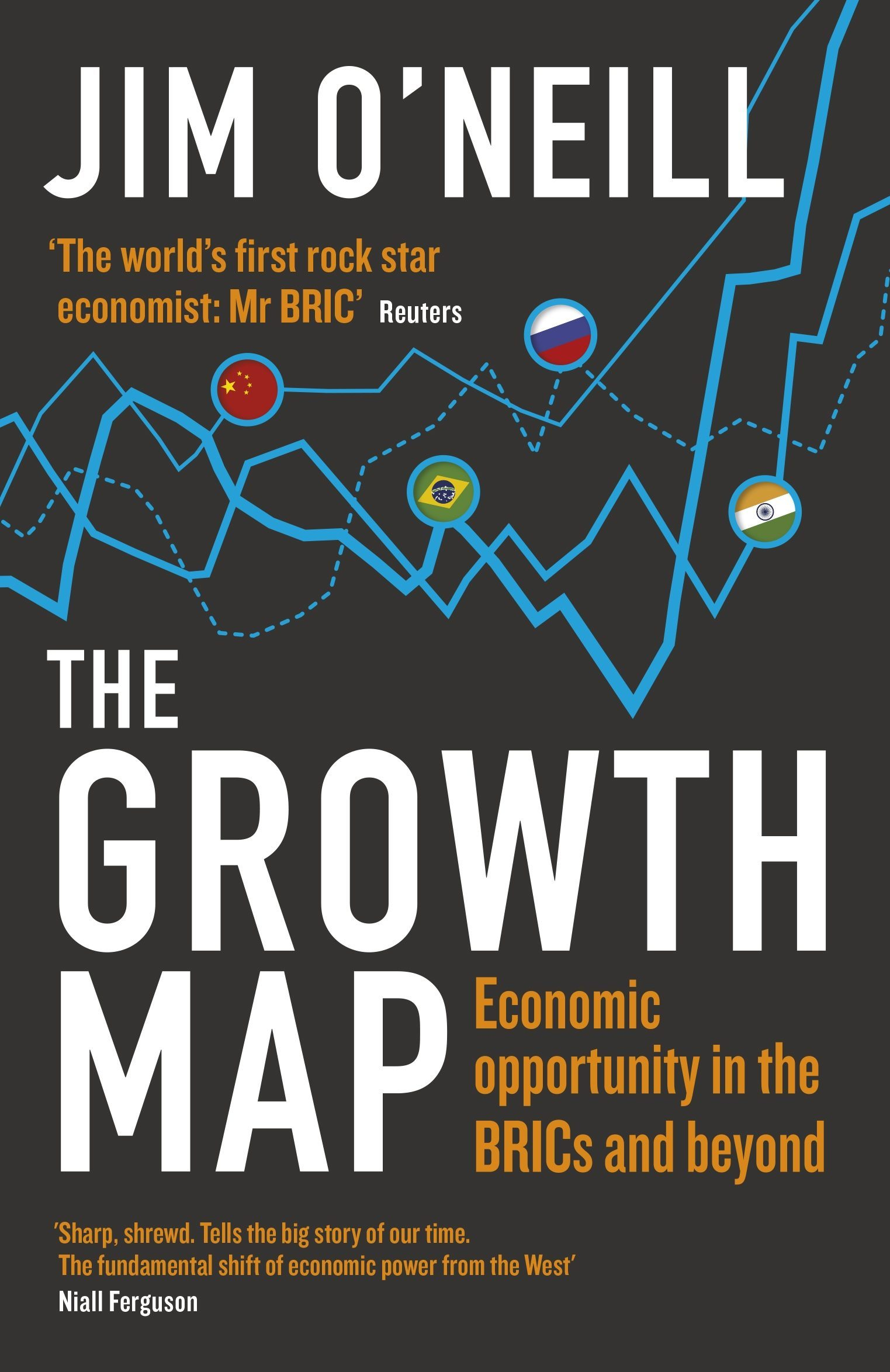 The Growth Map (ebook)jim O'neill9780241958063