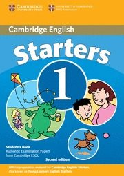 Cambridge Young Learners English Test Starters 1 : Student S Book (2ª Ed.) por Vv.aa. epub