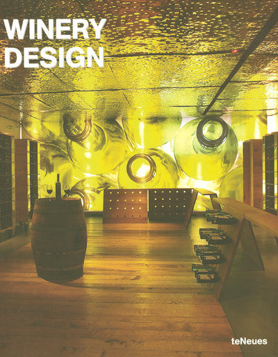 Winery Design por Vv.aa.