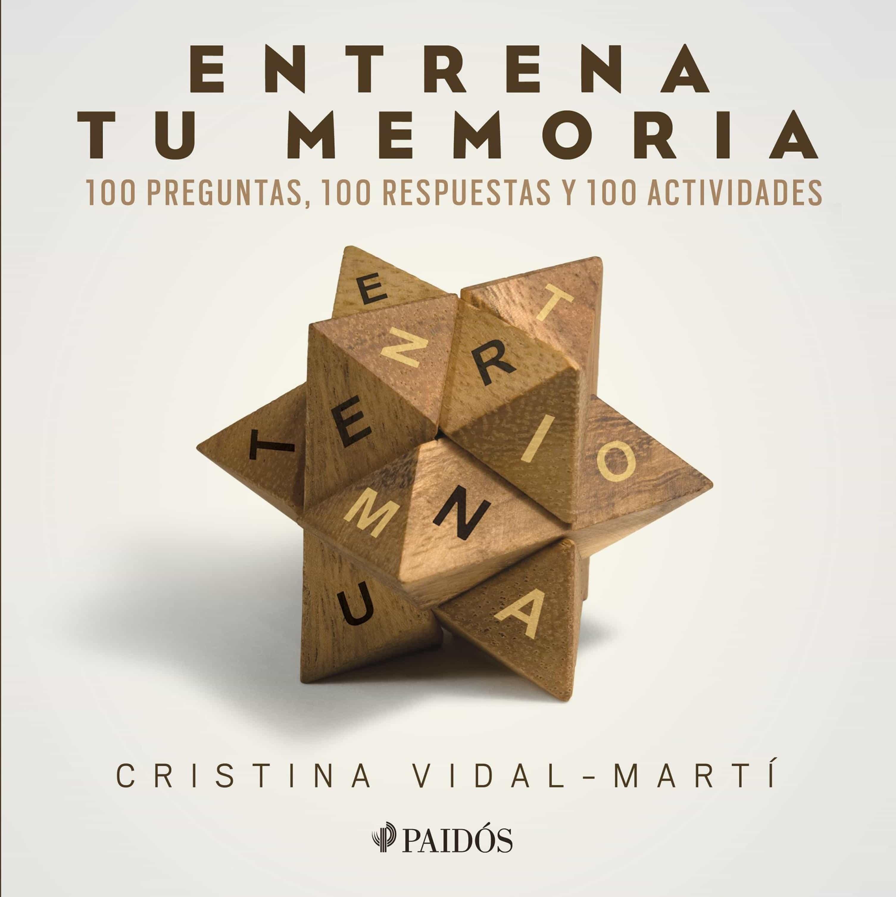 Tu Memoria >> Entrena Tu Memoria Ebook Cristina Vidal Marti Descargar Libro