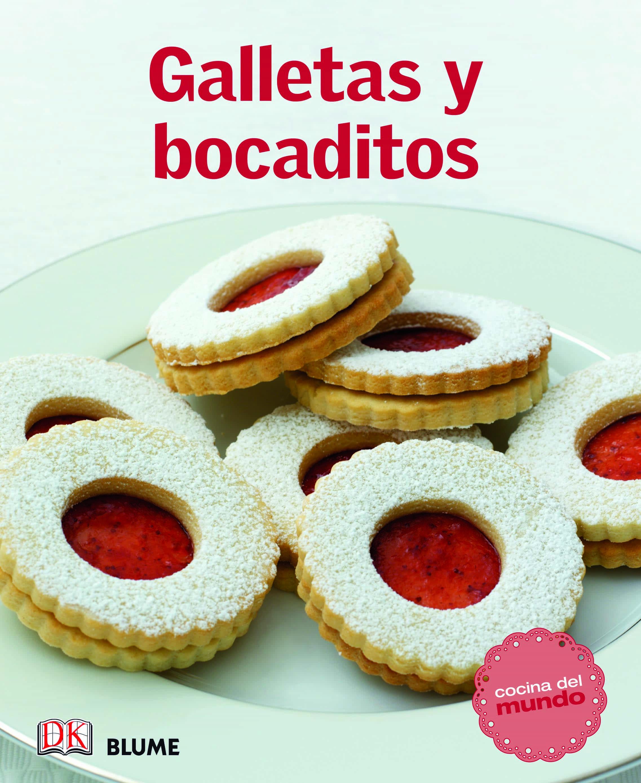 (pe) cocina del mundo. galletas y bocaditos-9788415317463