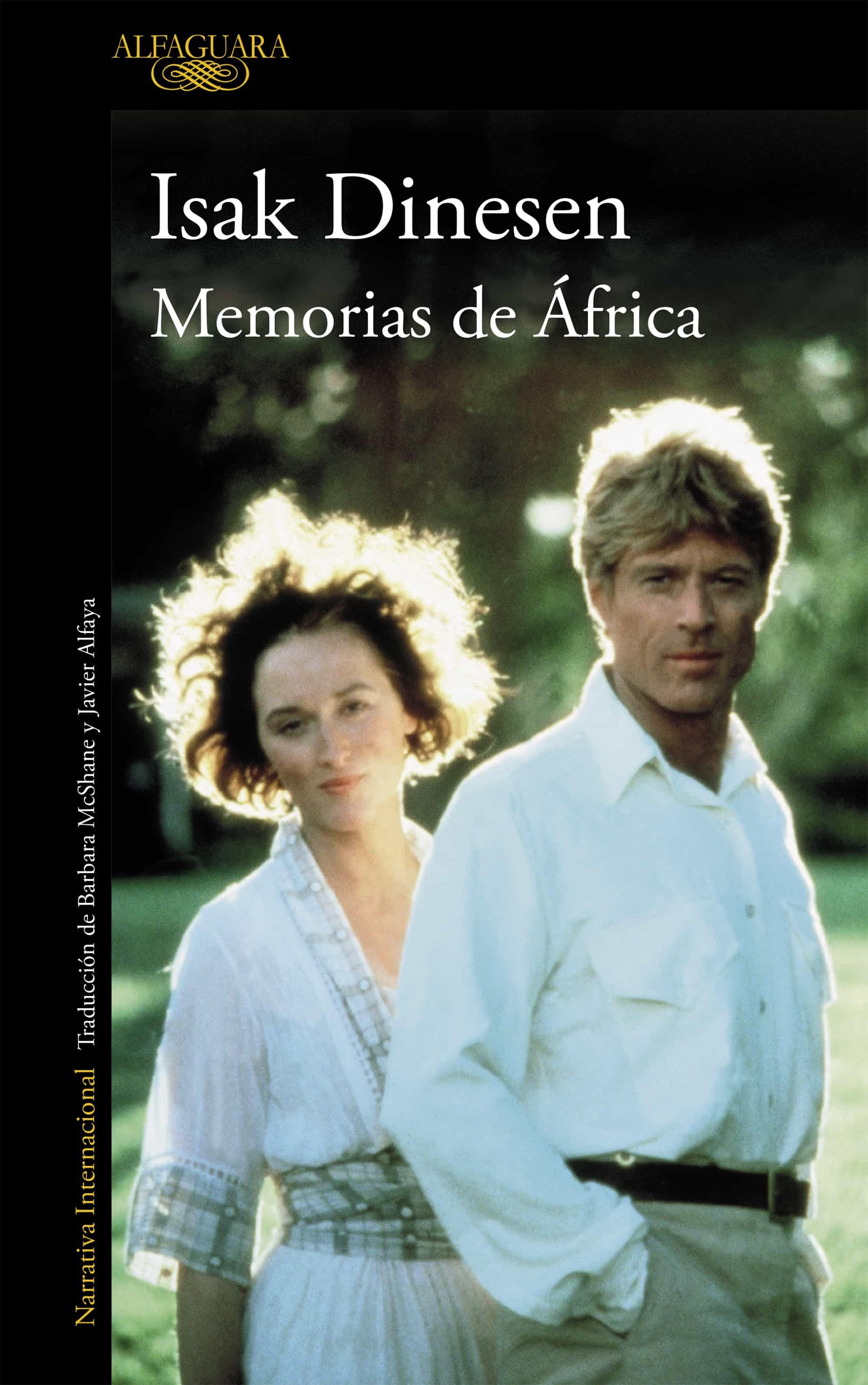 Memorias De Africa por Isak Dinesen
