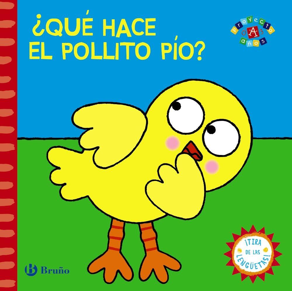 QUÉ HACE EL POLLITO PÍO? | VV.AA. | Comprar libro 9788421679463