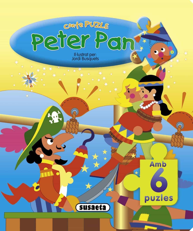 Peter Pan (contepuzle) por Vv.aa.