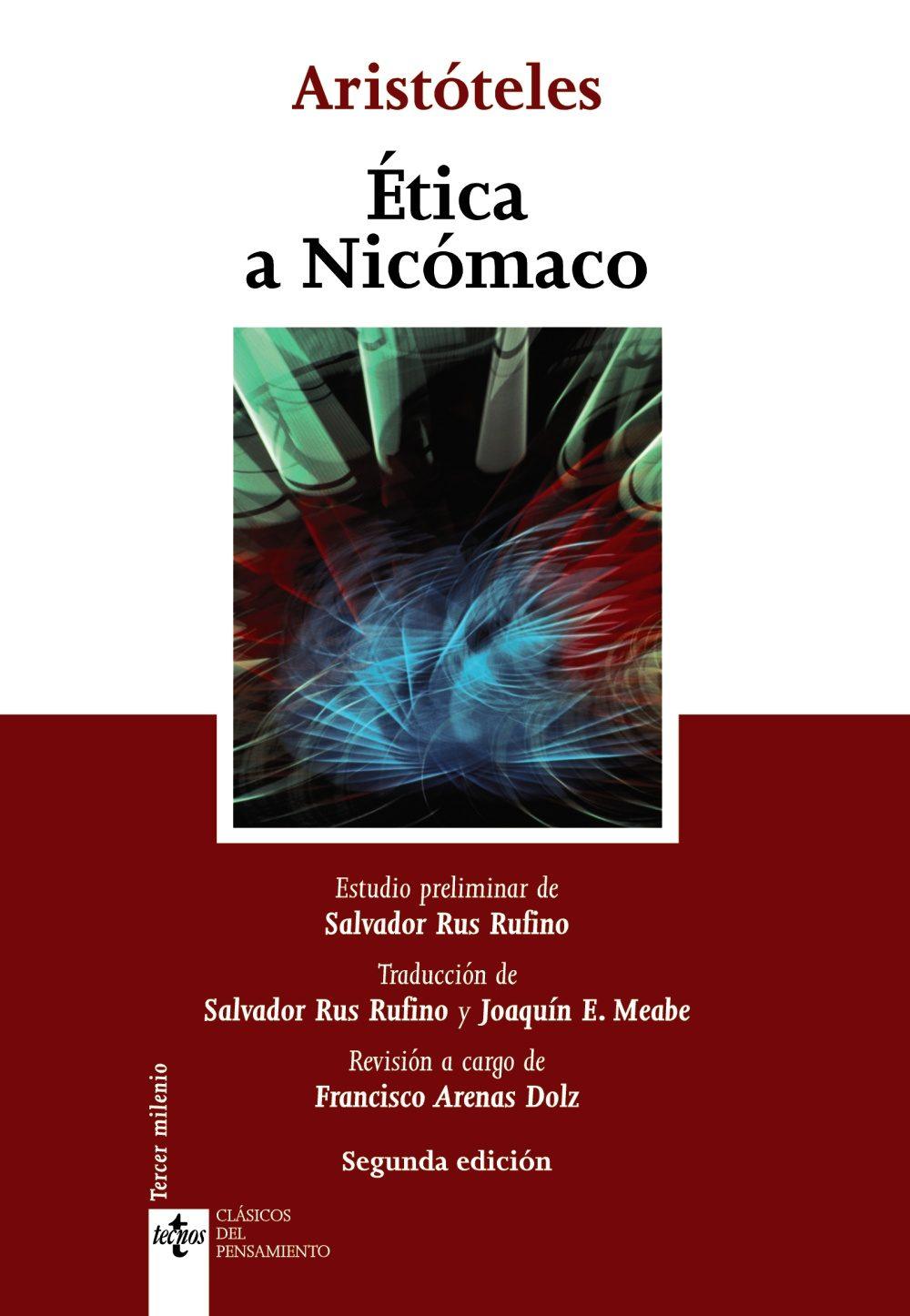 Libros sobre filosofía - Ética a Nicómaco, de Aristóteles