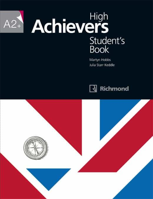high achievers a2+ student s book-9788466816663