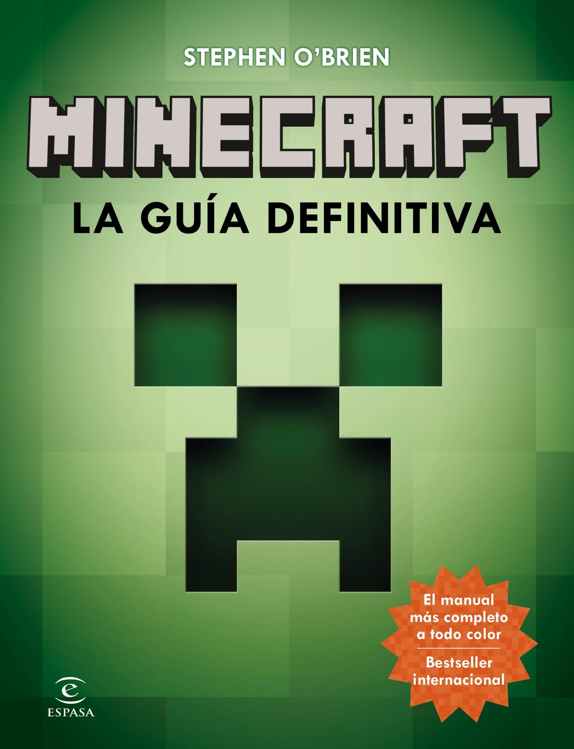 MINECRAFT: LA GUIA DEFINITIVA | STEPHEN O BRIEN | Comprar libro ...
