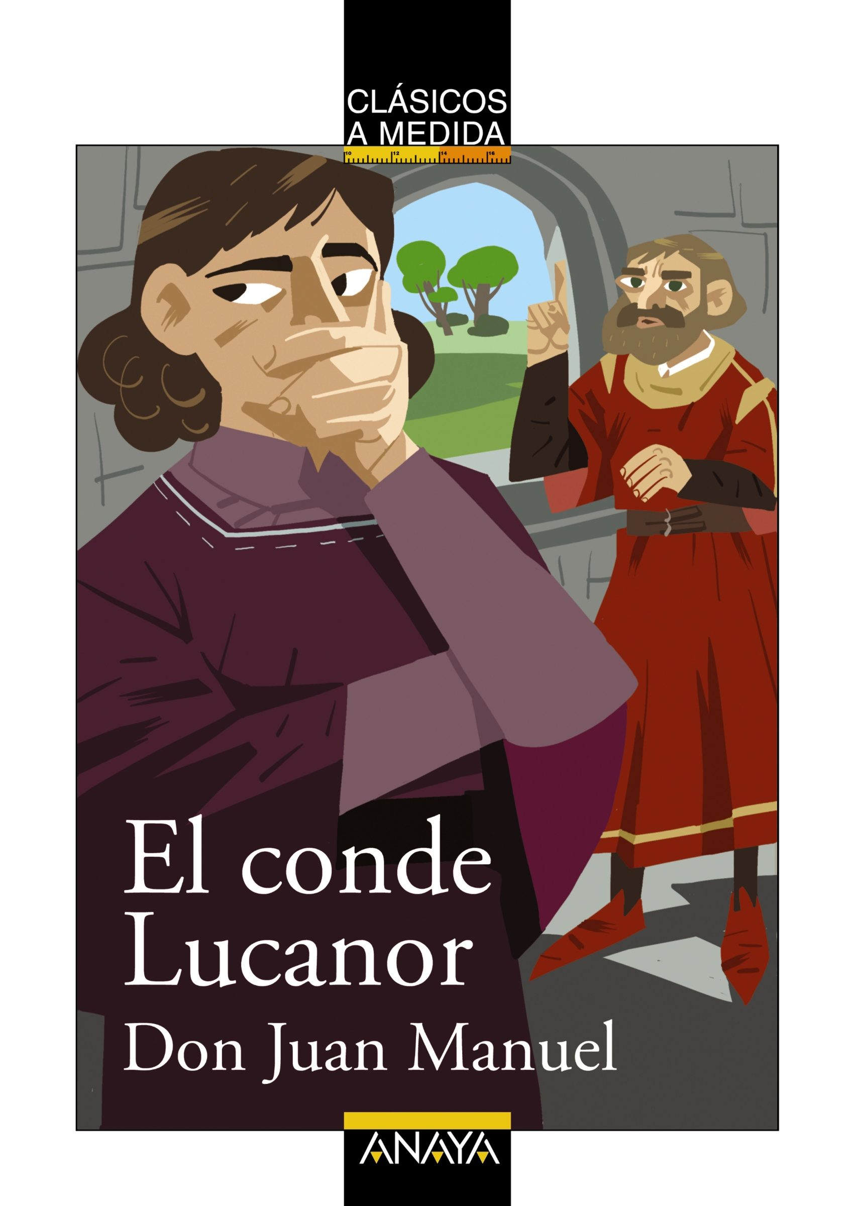 EL CONDE LUCANOR EBOOK | DON JUAN MANUEL | Descargar libro PDF o ...