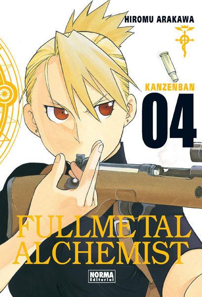 Fullmetal Alchemist (kanzenban 4) por Hiromu Arakawa