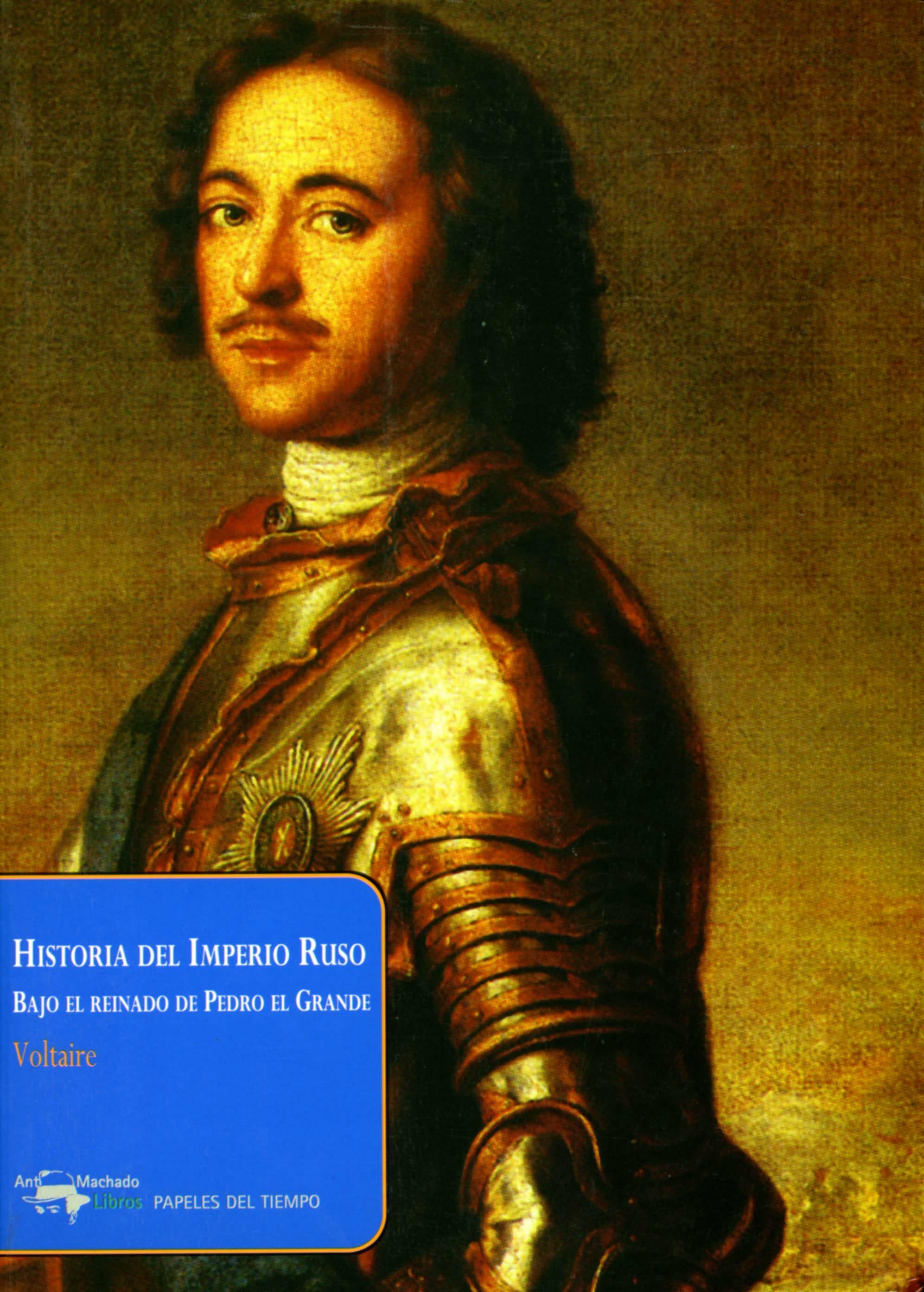 Historia Del Imperio Ruso por Voltaire epub
