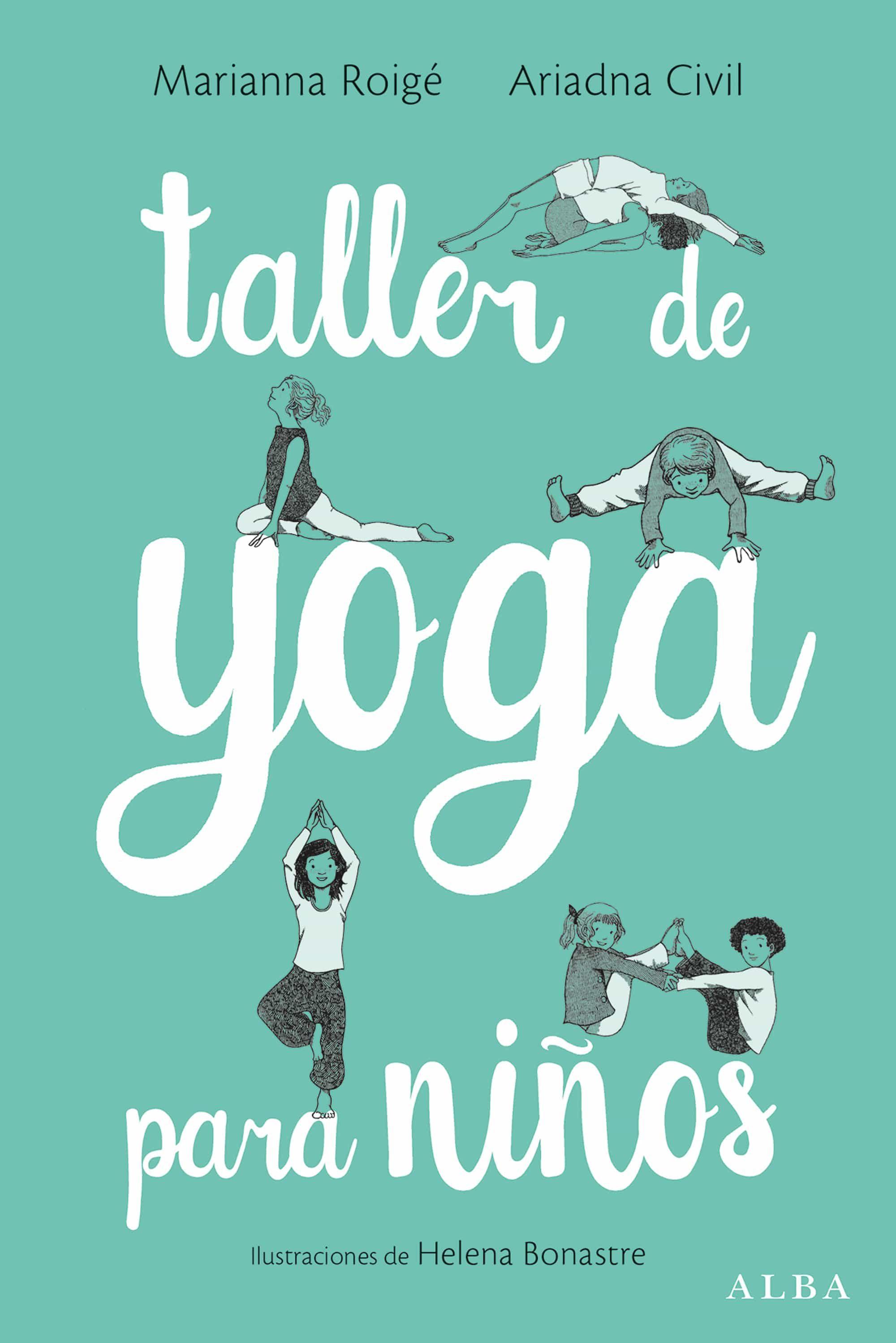 taller de yoga para niños (ebook)-marianna roige-9788490654163 a5f4e46235f1